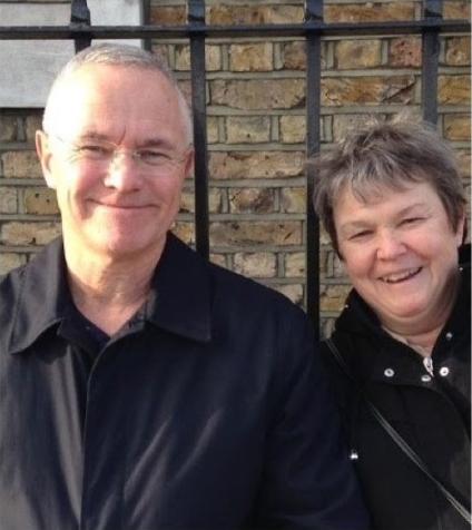 ruth wilson ian casson spire donors